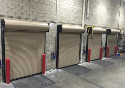 Overhead Commercial Garage Doors