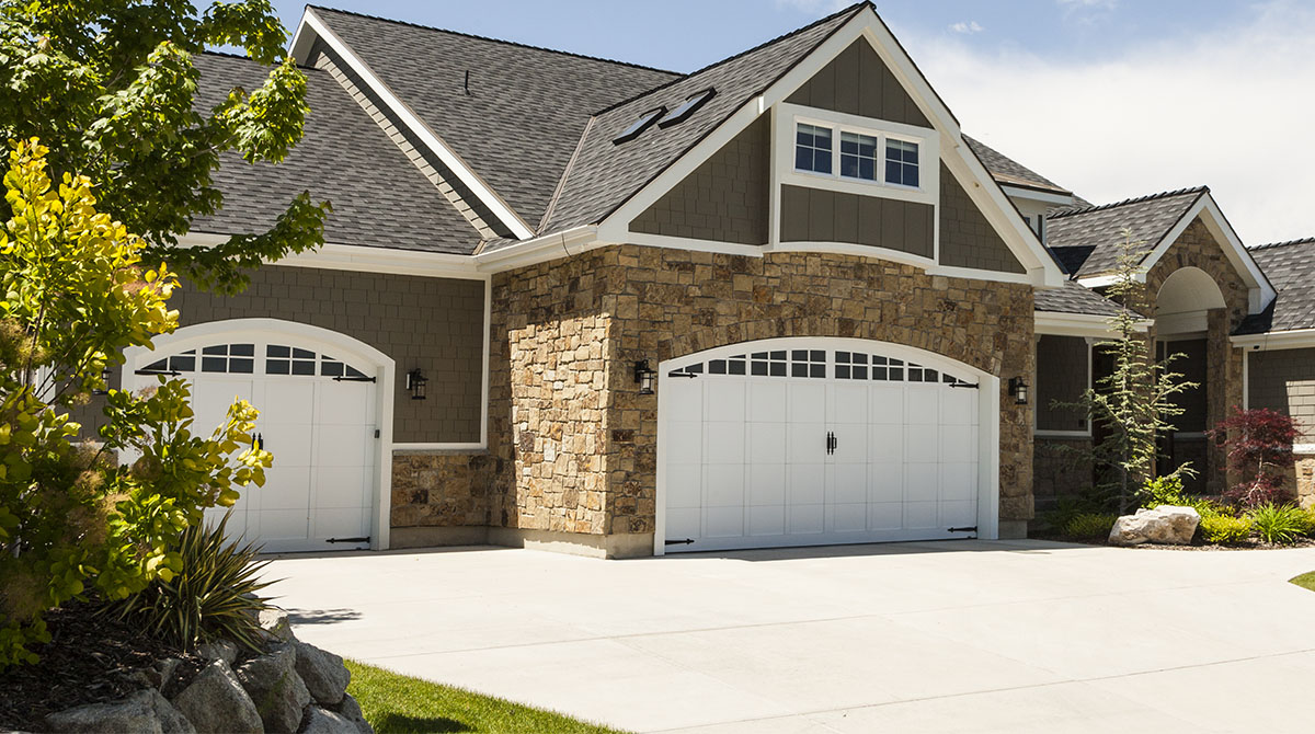 in style steel house garage of guide door sandstone doors luxury carriage sectional model install awesome hormann haas diy