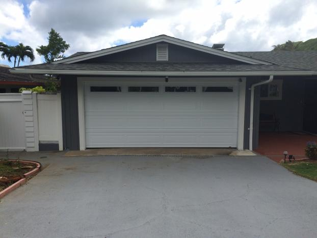 Installed Martin Garage Door