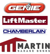 Servicing Genie, Liftmaster, Chamberlain and Martin